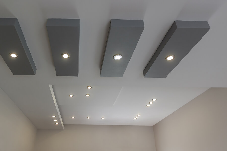 Impact Fitouts Suspended Ceilings and Partitions