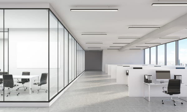 Impact Modern Commercial Office and Warehouse Fitouts