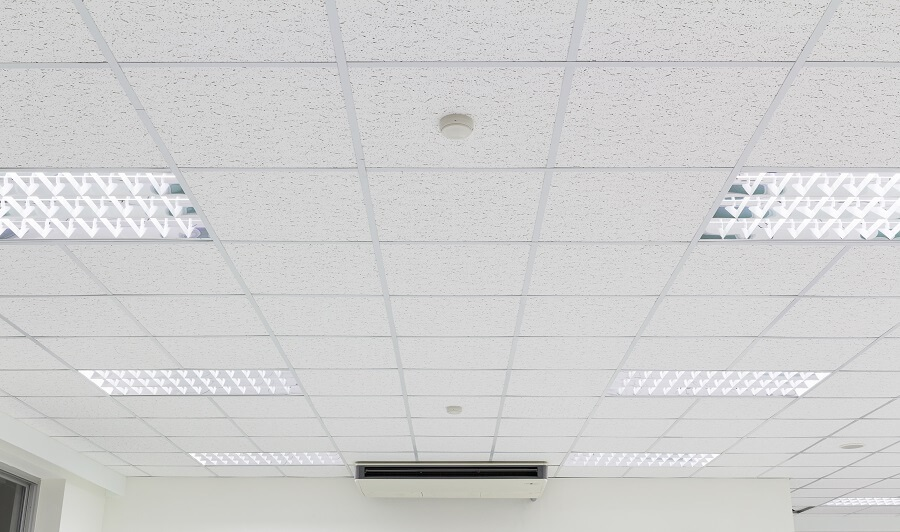 Impact Fitout Commercial Suspended Ceiling Fitout